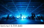 Купить «Люди в банкетном зале», видеоролик № 3731643, снято 9 апреля 2011 г. (c) Losevsky Pavel / Фотобанк Лори