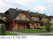 Отель в Польше (2012 год). Стоковое фото, фотограф Чихний Анастасия / Фотобанк Лори
