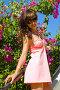 Красивая девушка на отдыхе в Турции, фото № 3734247, снято 16 сентября 2009 г. (c) ElenArt / Фотобанк Лори