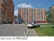 Купить «Одинцово. Московская область», эксклюзивное фото № 3740023, снято 4 июля 2012 г. (c) lana1501 / Фотобанк Лори