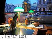 Купить «Вид из окна ресторана Главпивторг», эксклюзивное фото № 3748259, снято 19 июля 2012 г. (c) Юрий Морозов / Фотобанк Лори