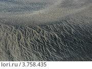 Абстрактные узоры на песке. Стоковое фото, фотограф Soft light / Фотобанк Лори