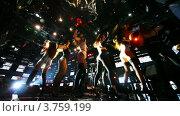 Купить «Клуб Imperia Lounge», видеоролик № 3759199, снято 13 октября 2011 г. (c) Losevsky Pavel / Фотобанк Лори