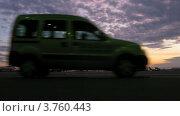 Купить «Самолет Татарстан стоит на взлетном поле на закате, в аэропорту Шереметьево, тайм лапс», видеоролик № 3760443, снято 4 октября 2011 г. (c) Losevsky Pavel / Фотобанк Лори