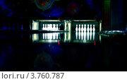 Купить «Боулинг клуб», видеоролик № 3760787, снято 26 декабря 2011 г. (c) Losevsky Pavel / Фотобанк Лори