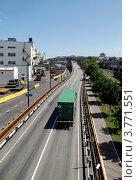 Купить «Эстакада в одесском порту», фото № 3771551, снято 27 июня 2012 г. (c) Андрей Ерофеев / Фотобанк Лори