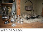 Купить «В музее карачаевского быта», фото № 3774275, снято 11 августа 2012 г. (c) Александр Бутенко / Фотобанк Лори