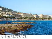 Купить «Лазурное побережье Франции, Канны», фото № 3777179, снято 13 июня 2010 г. (c) ElenArt / Фотобанк Лори