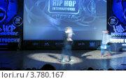 Купить «Иван Гарик и MC Zammer читают рэп на сцене, таймлапс», видеоролик № 3780167, снято 16 апреля 2012 г. (c) Losevsky Pavel / Фотобанк Лори