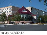 Единый расчётно-информационный центр, город Когалым (2012 год). Редакционное фото, фотограф Бордачёва Светлана / Фотобанк Лори