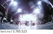 Купить «Фортепиано стоит перед работниками сцены, демонтирующими декорации (таймлапс)», видеоролик № 3785523, снято 8 июня 2012 г. (c) Losevsky Pavel / Фотобанк Лори