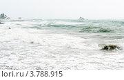 Купить «Храм на воде в Индийском океане», фото № 3788915, снято 11 ноября 2009 г. (c) Эдуард Паравян / Фотобанк Лори