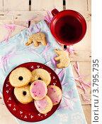 Печенье. Стоковое фото, фотограф Марина Бояркина / Фотобанк Лори
