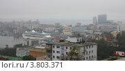 """""""Легенда морей"""" во Владивостоке во время саммита АТЭС (2012 год). Редакционное фото, фотограф Наталья Силинская / Фотобанк Лори"""