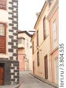 Узкие улицы старого города. Стоковое фото, фотограф Шушпанова Любовь / Фотобанк Лори