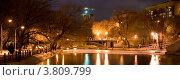 Вечерний парк Глобы (Чкалова) Стоковое фото, фотограф Loboda Dmitriy / Фотобанк Лори