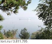 Купить «В Высоцке туман», фото № 3811795, снято 9 августа 2006 г. (c) Марина Гуменюк / Фотобанк Лори