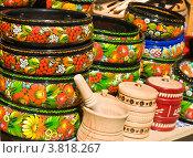 Купить «Сувениры, Украина», фото № 3818267, снято 6 мая 2012 г. (c) ИВА Афонская / Фотобанк Лори