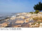 Берег моря. Стоковое фото, фотограф Алексей Яковлев / Фотобанк Лори