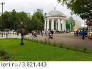 Купить «Ротонда. Парк имени Горького. Пермь», фото № 3821443, снято 21 июля 2012 г. (c) Александр Лядов / Фотобанк Лори