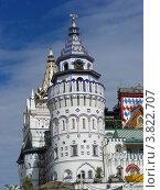 Измайловский кремль. Фрагмент. Москва (2012 год). Редакционное фото, фотограф lana1501 / Фотобанк Лори