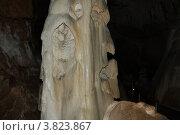 Купить «Мраморная пещера. Крым, плато Чатырдаг», эксклюзивное фото № 3823867, снято 29 апреля 2012 г. (c) Rekacy / Фотобанк Лори