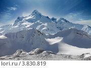 Купить «Эльбрус», фото № 3830819, снято 7 февраля 2010 г. (c) Морозова Татьяна / Фотобанк Лори