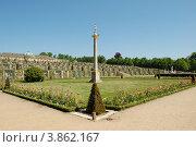 Дворцово-парковый комплекс Сан-Суси (2008 год). Редакционное фото, фотограф Нина М / Фотобанк Лори