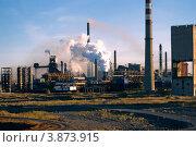 Металлургический комбинат (2012 год). Стоковое фото, фотограф Валерий Тырин / Фотобанк Лори