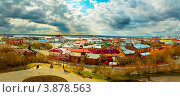 Купить «Панорама Томска», фото № 3878563, снято 4 мая 2012 г. (c) Мальцев Семен / Фотобанк Лори