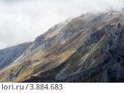 Купить «Фишт-Оштенский массив», эксклюзивное фото № 3884683, снято 24 сентября 2012 г. (c) Алексей Букреев / Фотобанк Лори