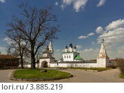 Александровский монастырь в Суздале (2012 год). Стоковое фото, фотограф Коршунов Владимир / Фотобанк Лори