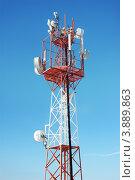 Телекоммуникационный узел. Стоковое фото, фотограф Валерий Трубицын / Фотобанк Лори