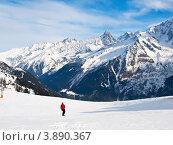 Французские Альпаы. Стоковое фото, фотограф Виктор Андреев / Фотобанк Лори