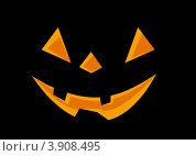 Купить «Светильник Джека, Джек О'Лантерн», иллюстрация № 3908495 (c) Вячеслав Беляев / Фотобанк Лори
