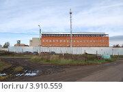 Чистополь. Тюрьма (2012 год). Стоковое фото, фотограф Сергей Кожин / Фотобанк Лори