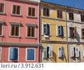 Купить «Виды города Ровинь. Хорватия. Европа», эксклюзивное фото № 3912631, снято 22 апреля 2019 г. (c) lana1501 / Фотобанк Лори