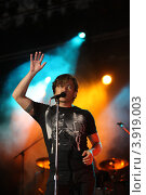 Купить «Рок-группа БИ-2», фото № 3919003, снято 1 октября 2012 г. (c) Андрей Ярцев / Фотобанк Лори