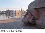 Ратуша,Стокгольм, Швеция (2012 год). Редакционное фото, фотограф Мария Шарапова / Фотобанк Лори