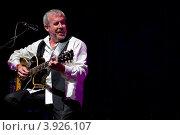 Купить «Андрей Макаревич на концерте. Одет в стиле блюзмена.», фото № 3926107, снято 24 мая 2010 г. (c) Олег Хмельниц / Фотобанк Лори