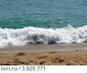 Море. Стоковое фото, фотограф Ирина Золина / Фотобанк Лори