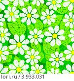 Купить «Цветочный фон», иллюстрация № 3933031 (c) Silanti / Фотобанк Лори