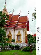 Храм Будды в Таиланде, Пхукет (2012 год). Стоковое фото, фотограф Чуракова Анна / Фотобанк Лори