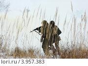 Учебка. Редакционное фото, фотограф Сергей Киселёв / Фотобанк Лори