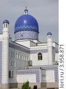 Атырау. Мечеть Имангали (2011 год). Стоковое фото, фотограф Наталья Нестерова / Фотобанк Лори