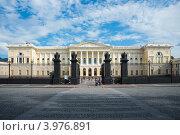 Купить «Государственный Русский музей в Санкт-Петербурге», фото № 3976891, снято 16 августа 2012 г. (c) Олег Тыщенко / Фотобанк Лори