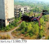 Свободный полёт! (2012 год). Редакционное фото, фотограф Дмитрий Арсеньев / Фотобанк Лори
