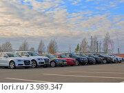 Автомобили (2012 год). Редакционное фото, фотограф Леонид Чернышов / Фотобанк Лори