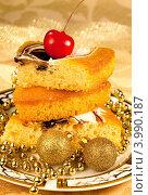 Рождественские сладости. Стоковое фото, фотограф ElenArt / Фотобанк Лори