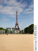 Эйфелева башня (2012 год). Редакционное фото, фотограф Валерия Зарубицкая / Фотобанк Лори